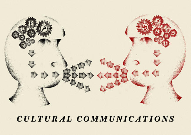 Cultural communications  inside