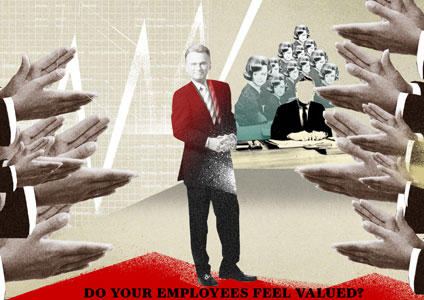 Do Your Employees Feel Valued?