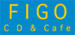 Figo CD & Cafe Company Logo