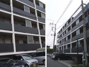 Living It Up in 2008 - Apartments in Funabashi, bought for ¥173 million with a return of 9%