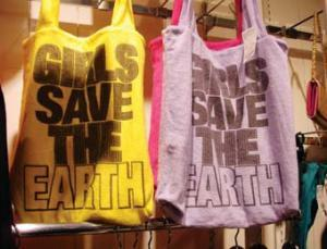 Eco Fashion - Save the Earth