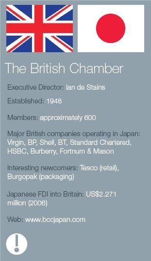 British Chamber of Commerce in Japan