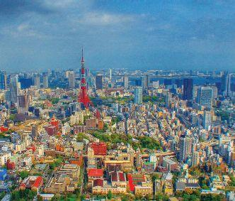 Only 17% of Tokyo's real estate falls into the Grade A category (photo by Leonid Safonov)