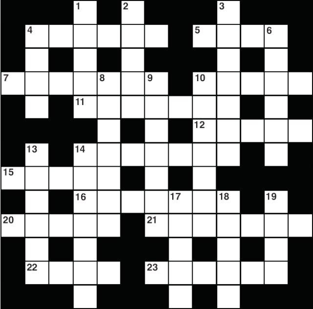 Classic Crossword