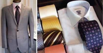Dormeuil, the perfect suit