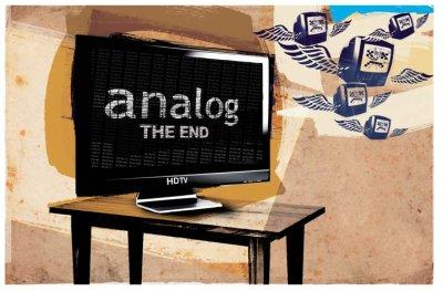 The end of analog TV