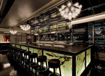 WW offers an elegant spot for some after-work drinks.